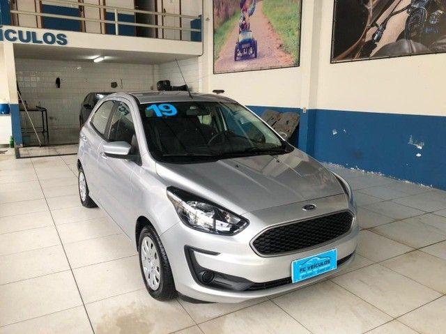 Ford KA 1.0 PLUS 2019  - Foto 4