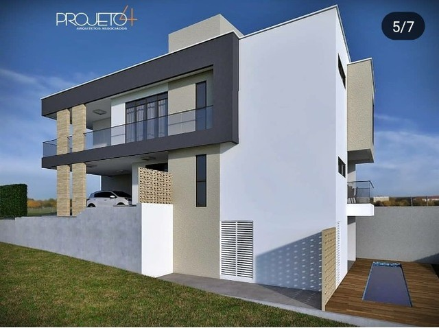 Casa 3 pavimentos, 350 metros de area com Piscina e area gourmet - Foto 4