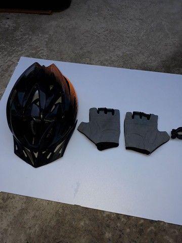Kit segurança para bike  - Foto 4