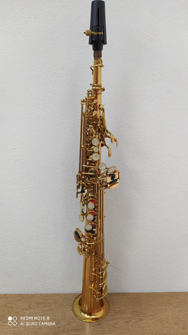 Sax soprano reto jahnke  - Foto 5