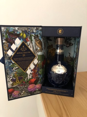 Whisky Royal Salute 21 anos - Foto 3