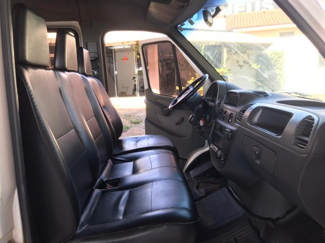 Mercedes-Benz Van Sprinter 313-CDI Street 16 lugares Diesel 2009 Escolar - Foto 11