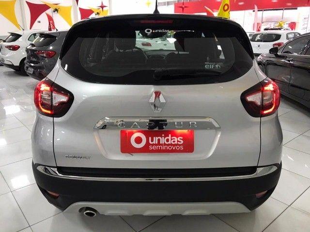 Renault Captur Intense 1.6  Flex Completo 12.000km - Foto 5