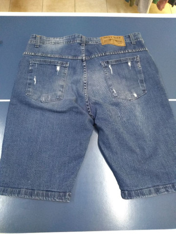 Bermuda jeans navyway - Foto 2