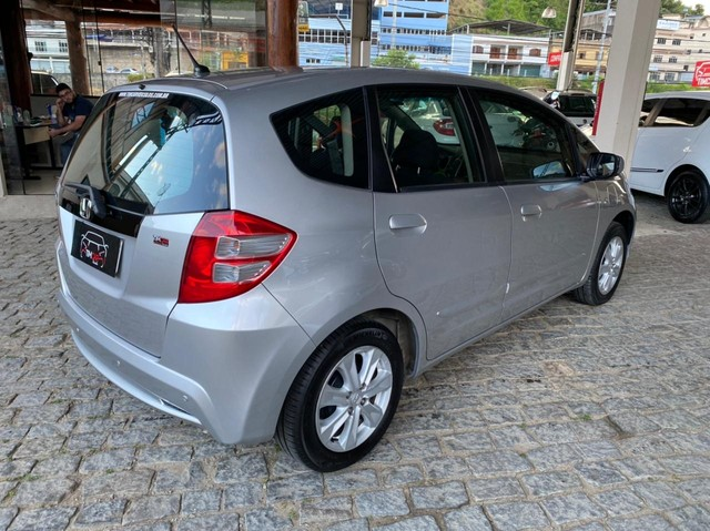 Honda- Fit 1.4 Lx  2014 Aut.  - Foto 4