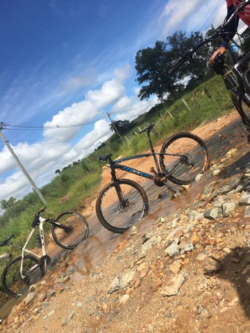 Vendo bike Foxxer aro 29 quadro 17 - Foto 2