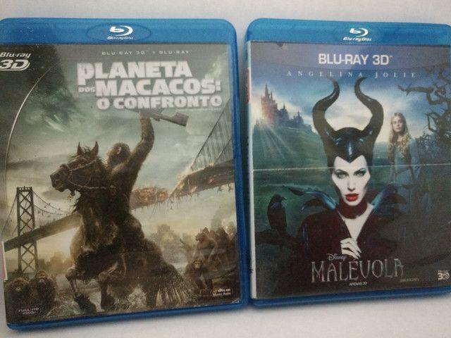 Blu-ray 3D + 2D (Dois discos) - Foto 5