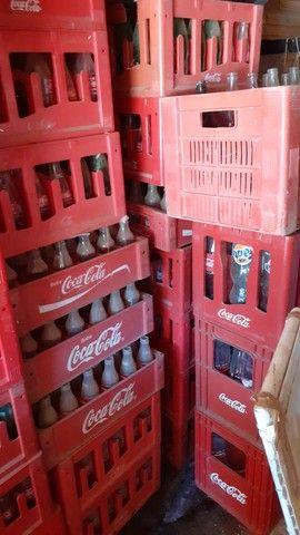 Vasilhame de coca e guaraná - Foto 3