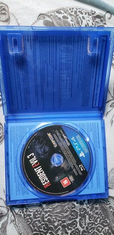 Resident evil 3 (150 reais). - Foto 2