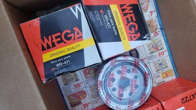 Filtro de óleo WO-421 WEGA ORIGINAL - Foto 2