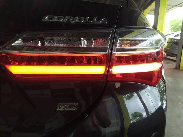 COROLLA 2018/2019 1.8 GLI UPPER 16V FLEX 4P AUTOMÁTICO - Foto 7