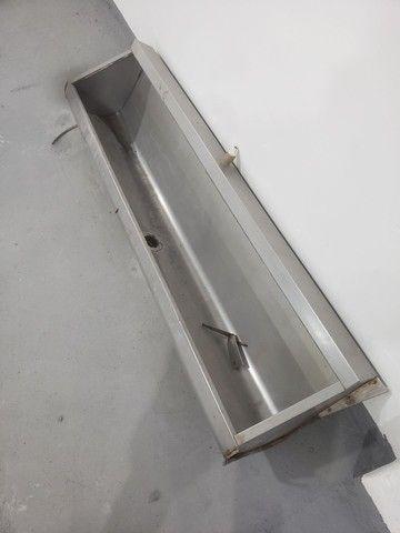 Mictorio de aço 1'50x0,30x0,40 - Foto 4