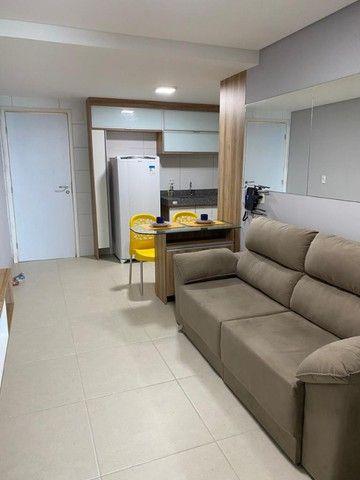 Flat em Casa Caiada Todo Mobiliado c/ 42m2   Linda Vista do Mar - Próximo a FMO - Foto 5