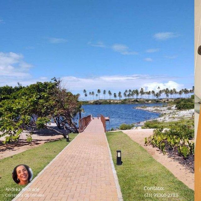 Lote/Terreno para venda com 476m² em Reserva Sauípe - Costa do Sauipe - Foto 9