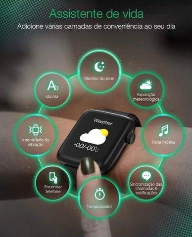 Relógio SmartWatch BlitzWolf BW-HL1 Pro - LACRADO - Foto 6