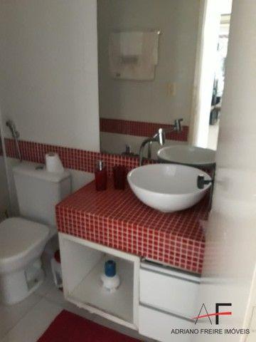 Casa duplex em condomínio, com 5 quartos, 4 vagas - Foto 15