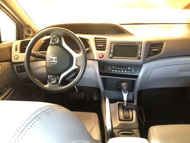 Honda civic 2013 exs flex - Foto 9
