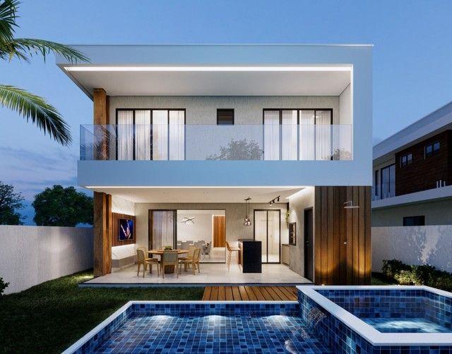 Casa 274m² em construção Condomínio Jardins do Lago Eusébio  - Foto 3