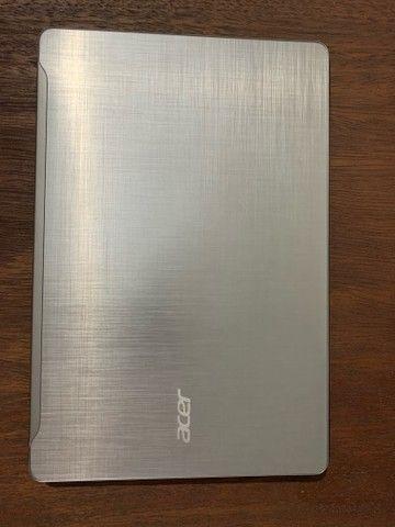 Notebook acer f15 i5 8gb placa de vídeo 940mx gamer