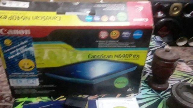 scanner de mesa canosacan np640p ex  - Foto 2