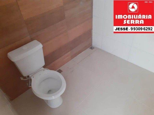 JES 002. Casa nova na Serra de 66M² em Jacaraipe 2 quartos com suíte. - Foto 5