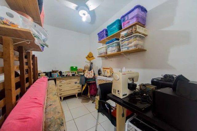 Apartamento à venda com 2 dormitórios em Encruzilhada, Santos cod:LIV-17356 - Foto 9