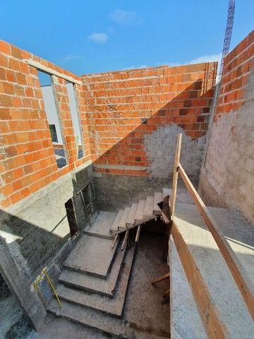 Casa 274m² em construção Condomínio Jardins do Lago Eusébio  - Foto 9
