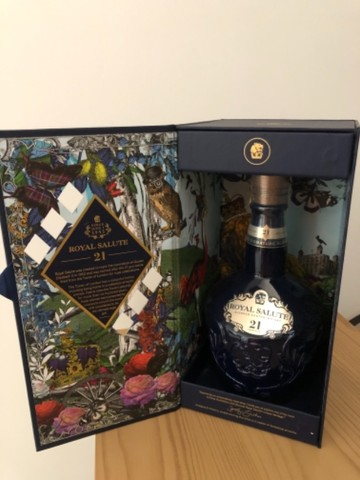 Whisky Royal Salute 21 anos - Foto 2