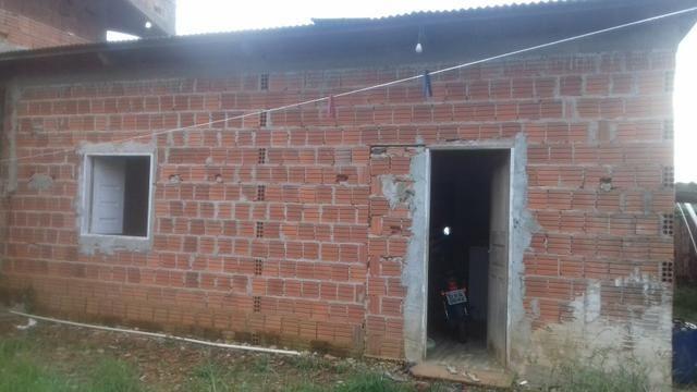 Vendo uma casa na rua da paz no Belo Jardim ll R $85