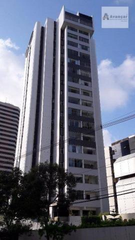 Apartamento residencial à venda, Espinheiro, Recife - AP0048.
