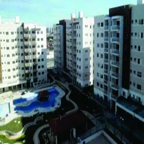 Aluguel Acqua Residencial 03 quartos