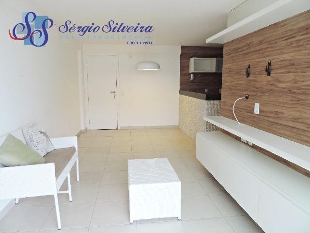 Oportunidade apartamento no Porto das Dunas com 3 quartos espetacular! Mediterranee