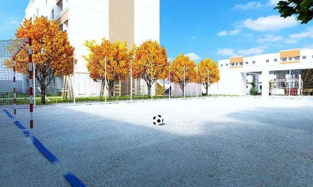 Apartamento 2/4 com suíte - Entrada Facilitada - 1 minuto da FTC - Bairro SIM - Foto 8