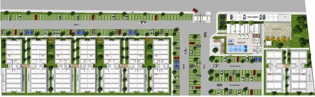 Apartamento 2/4 com suíte - Entrada Facilitada - 1 minuto da FTC - Bairro SIM - Foto 4