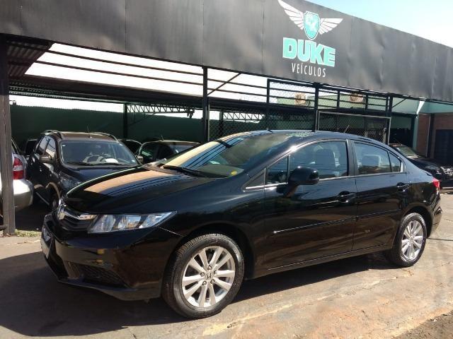 Exceptional Civic LXS 2013 Automático *Perfeito