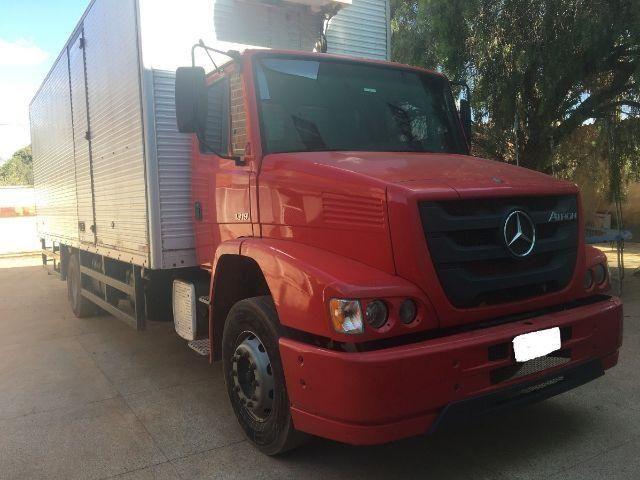 Caminhão baú grande mudanças de SP a Petrolina