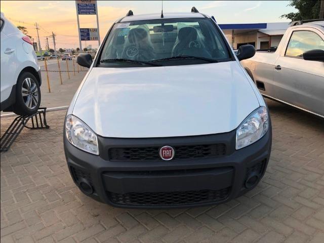Fiat strada cabine simples working 1.4 2020