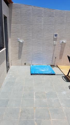 Alugo casa com piscina pra final de semana, em barra do Jacuípe, em condomínio fechado - Foto 11
