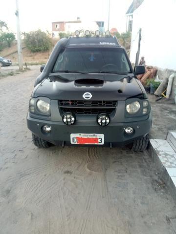 Nissan Xterra, 2004, mwm 2.8