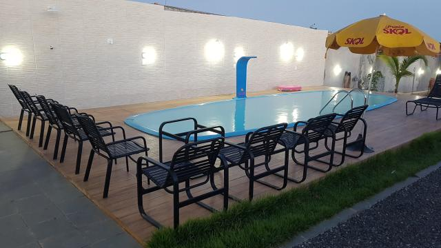 Alugo casa com piscina pra final de semana, em barra do Jacuípe, em condomínio fechado - Foto 5