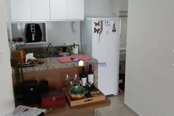 Apartamento com 2 dormitórios à venda, 58 m² por R$ 310.000,00 - Setor Bueno - Goiânia/GO - Foto 7