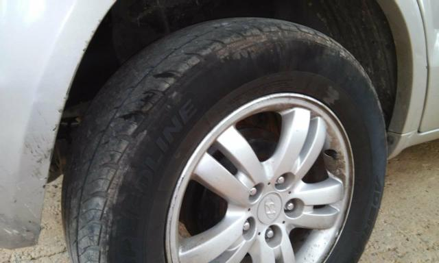 Hyundai Tucson GL 2.0 Automática Prata - Foto 2