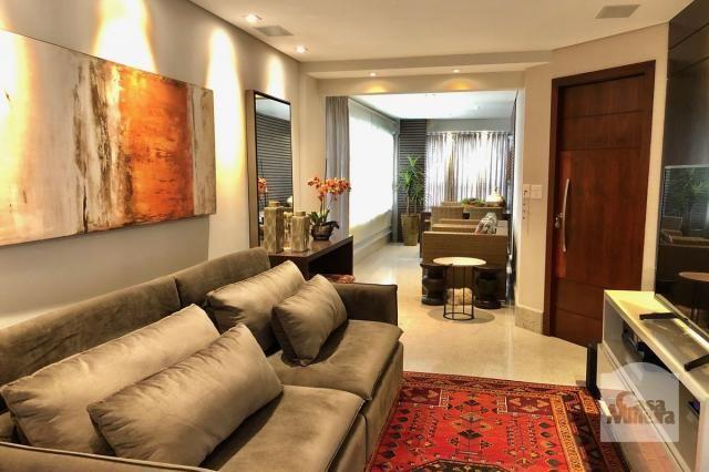 Apartamento à venda com 4 dormitórios em Gutierrez, Belo horizonte cod:258110 - Foto 4