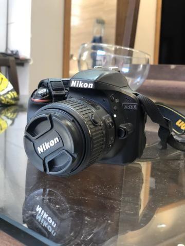 Vendo Nikon d3300