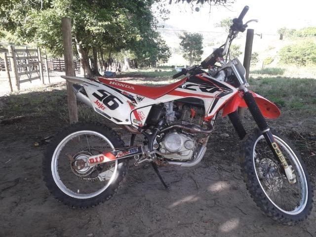 Moto CRF 230 15/16 - Foto 2