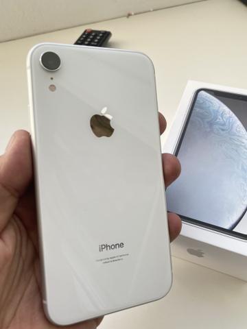 IPhone XR , Branco, novo - Foto 4
