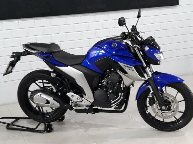 Yamaha fz25 fazer 250 2019 com abs linda igual a 0km sem detalhes