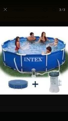 Vendo piscina 6,500 litros
