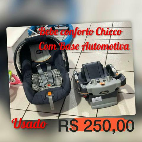 Bebe Conforto com Base Automotiva. Marca Top do Mercado