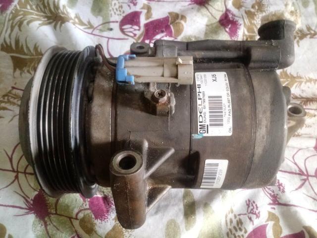 Compressor ar condicionado cruze cobalt